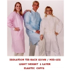 3230 Isolation Gowns