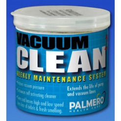 Vacuum Clean Tablets - Palmero