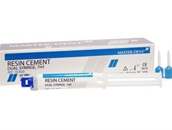 Resin Cement Dual Barrel Syringe Kit w/Tips