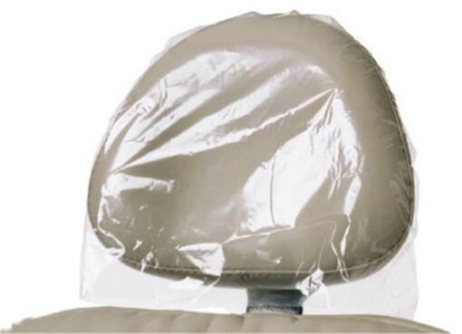 Plastic Headrest Covers