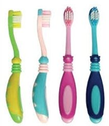 Baby/Toddler's Toothbrushes - Stage 1