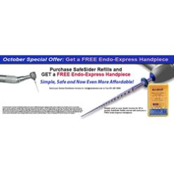 FREE Endo-Express Handpiece