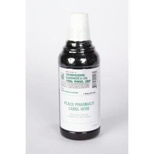 Chlorhexidine Oral Rinse