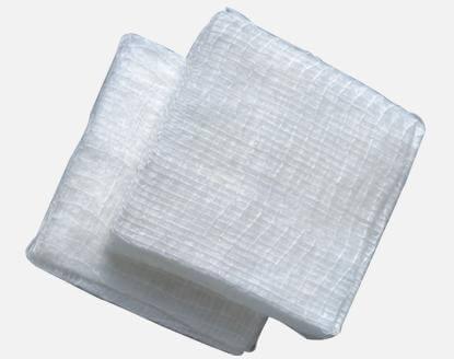 2x2 Cotton-Filled Exodontia Sponges