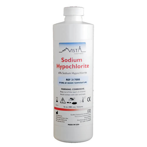 Vista Sodium Hypochlorite 317008