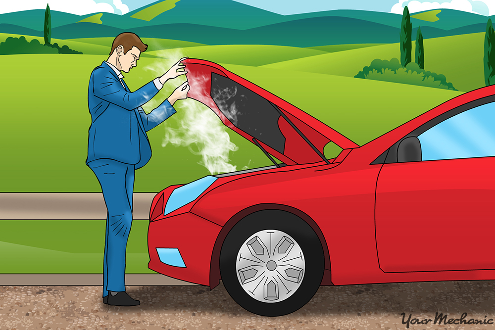 What To Do When Your Car Overheats >> Preventing Your Car From Overheating Tiger Supply Inc